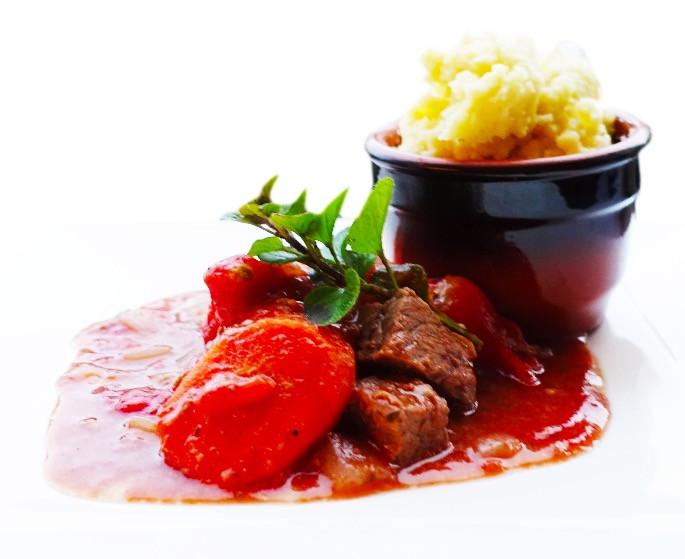 Irish Beef Stew (with a twist*)