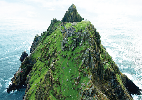 Special Offer - Skellig Michael from the Air