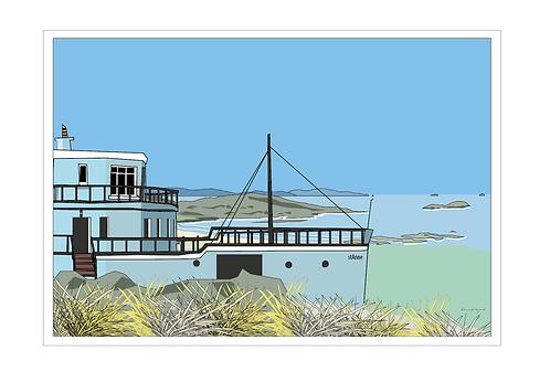 Derrynane Shiphouse