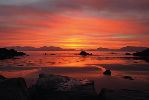 Special Offer - Rath Beach Winter Solstice Sunrise
