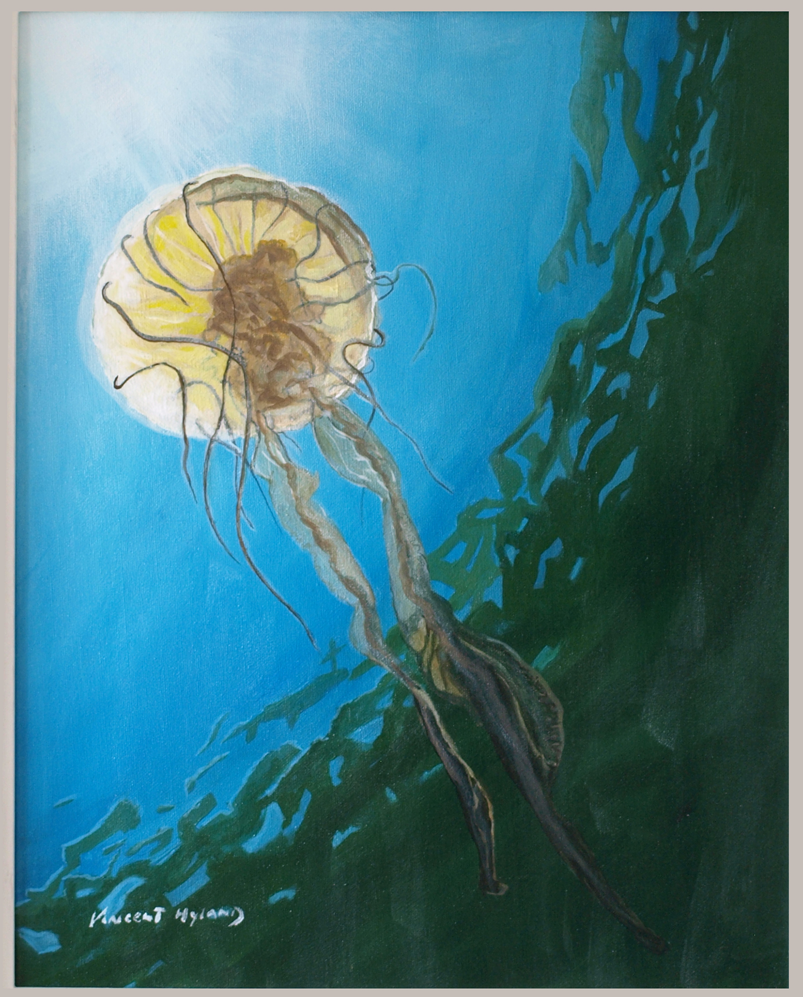 jellyfish-painting