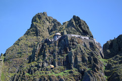 The old light house on Skellig Michael