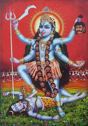 Hindu Deities and the Third Sex (2)