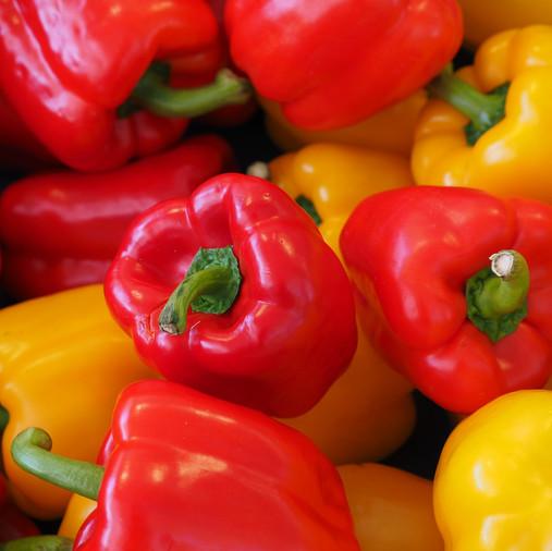 Il peperone è la cura