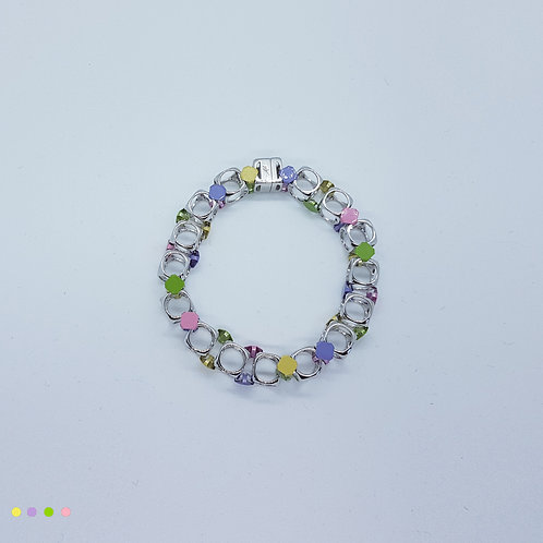 Isabella Bracelet (2 color twist)