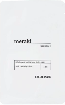 Sensitive paper mask - MERAKI