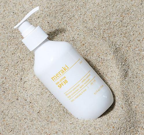 Crème solaire SPF 30 Waterproof - Meraki