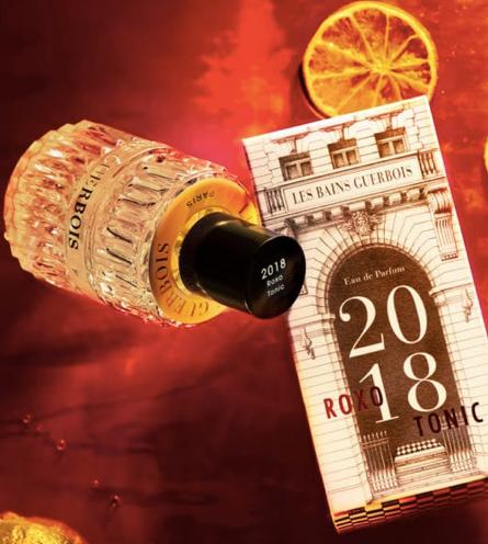 Roxo Tonic - Les Bains Guerbois