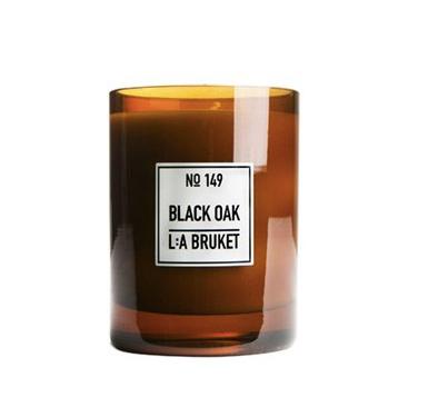 Bougie Black Oak - L:A BRUKET