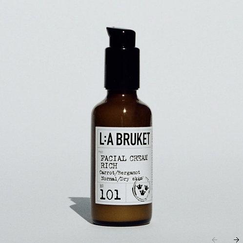 Face cream rich - L:A BRUKET