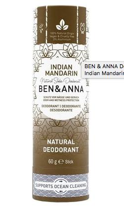 Deodorant Stick - BEN & ANNA
