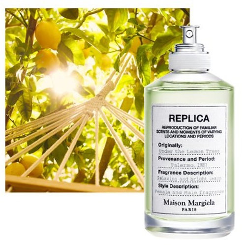 Under The Lemon Trees - MAISON MARGIELA