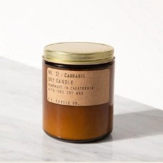 Bougie Cannabis - PF CANDLE