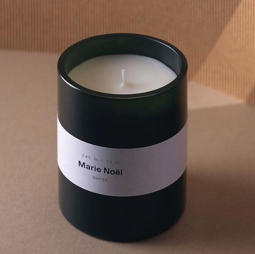 Bougie Marie Noël (240g) - MARIE JEANNE