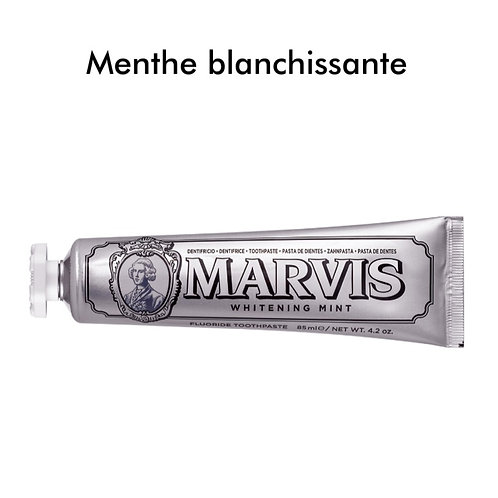 Dentifrice blanchissant - MARVIS