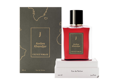 AMBRE KANDJAR eau de parfum - Une nuit nomade