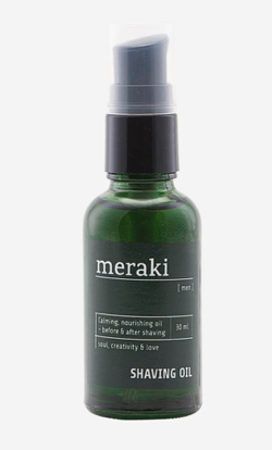 Shaving Oil (meraki) - MERAKI