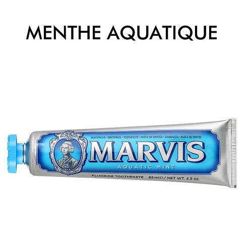 Dentifrice menthe aquatique - MARVIS