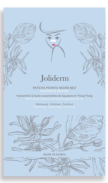 Patchs points noirs nez - Joliderm