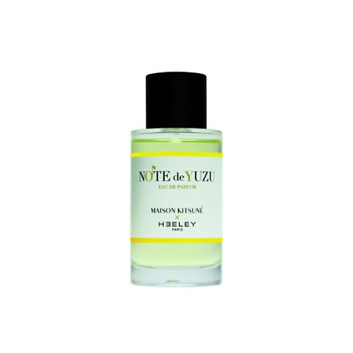 Note de yuzu - JAMES HEELEY Parfums