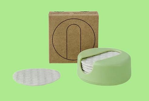 Cotons lavables réutilisables