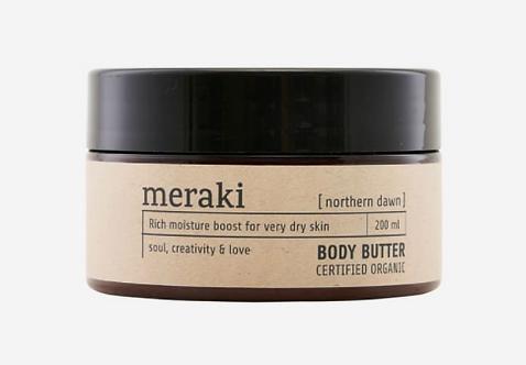 Body Butter northern dawn - MERAKI
