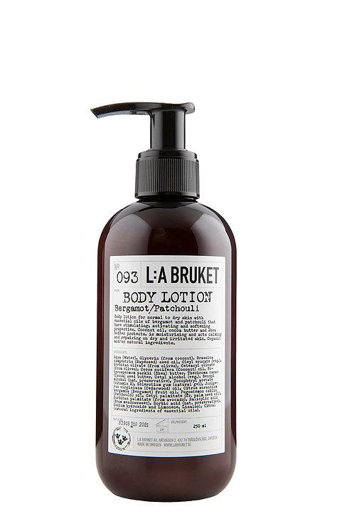 crème corps hydratante body lotion - L:A BRUKET