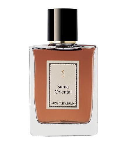 SUMA ORIENTAL eau de parfum - Une nuit nomade