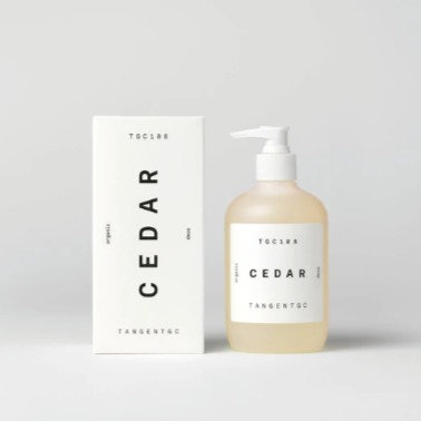 Soap Cedar- TANGENT GC
