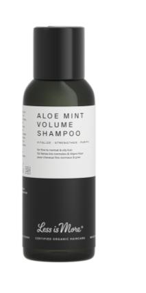 Aloe Mint Volume Shampoo MINI - Less Is More