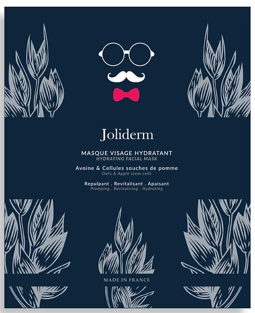 Masque visage hydratant homme - Joliderm