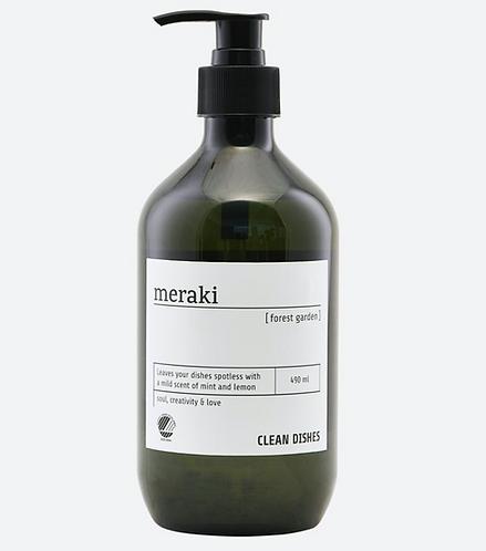 Liquide vaisselle écologique Forest - Meraki