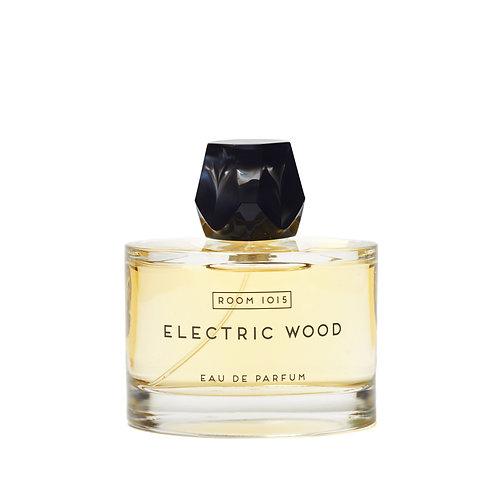 ELECTRIC WOOD eau de parfum 100 ML - ROOM 1015