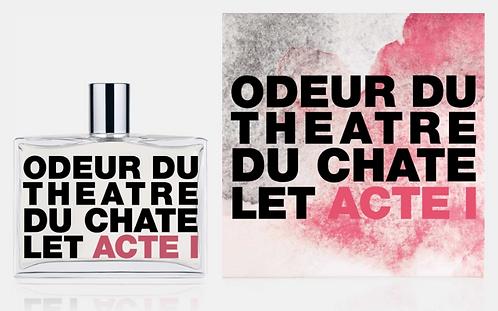 Odeur du Théâtre du Châtelet - COMME DES GARÇONS