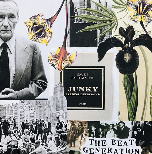 Junky - Jardins d'Ecrivains