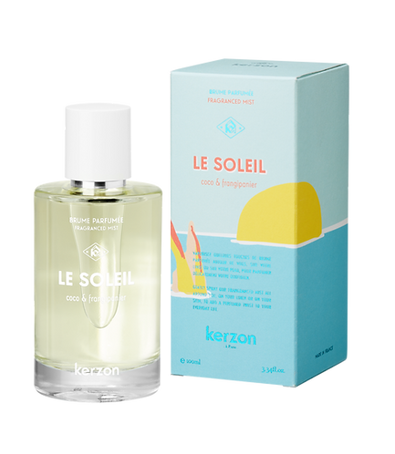 Brume parfumée le soleil -Kerzon