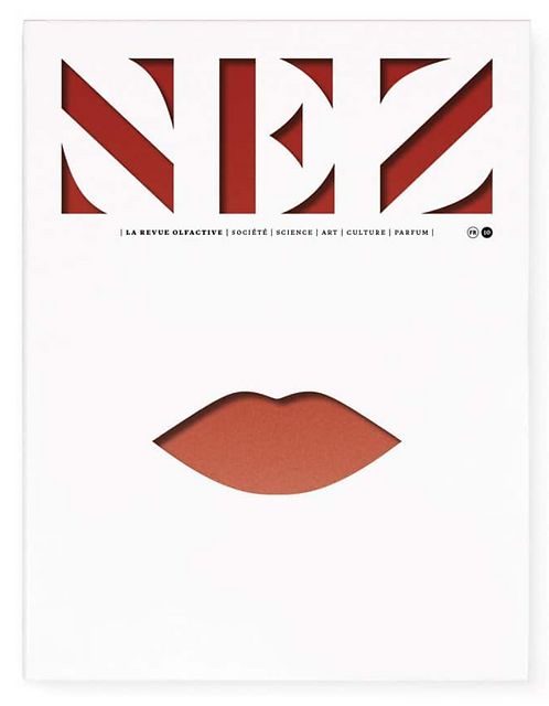 Nez, la revue olfactive – #10 – Du nez à la bouche