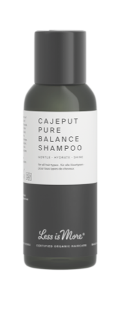 Cajeput Shampoo 50ml - Less Is More