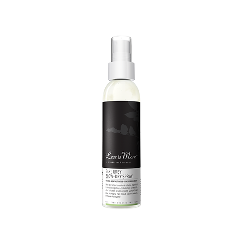 Earl Grey Blow-dry Spray - LESS IS MORE