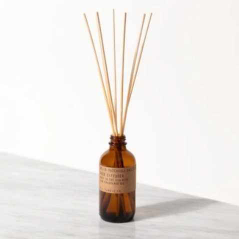 Diffuseur Patchouli Sweetgrass - PF CANDLE