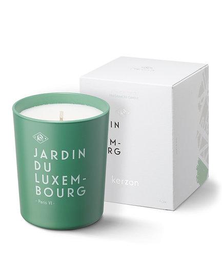 Bougie parfumée Jardin du Luxembourg - Kerzon