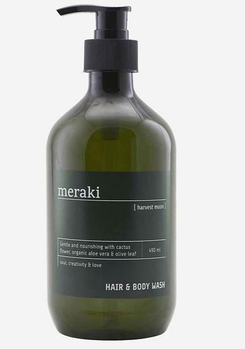 Hair & Body Wash Men - MERAKI