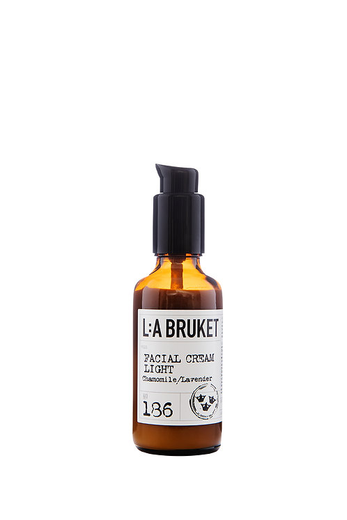 Face cream light - L:A bruket