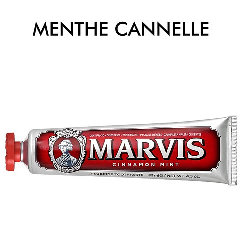 Dentifrice menthe cannelle - MARVIS