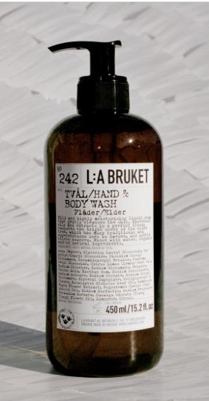 Liquid Soap Lemongrass - L:A BRUKET