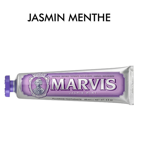 Dentifrice menthe jasmin - MARVIS