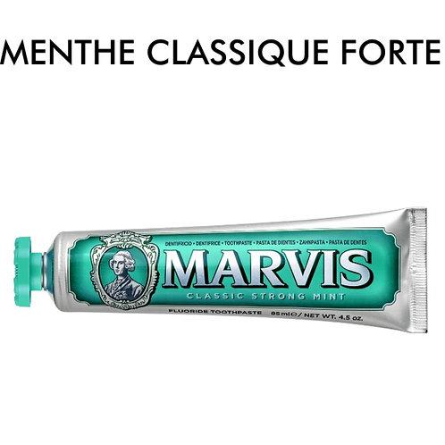 Dentifrice menthe verte - MARVIS