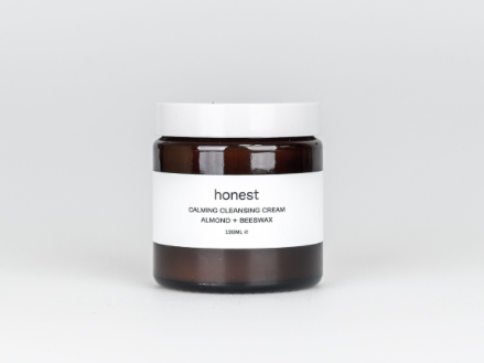 Calming cleansing cream - HONEST