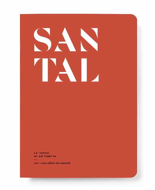 Le Santal en parfumerie - livre