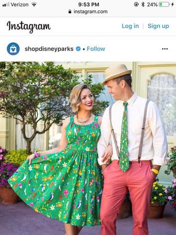 Disney Models Caleb Hollis Kasey Whichar